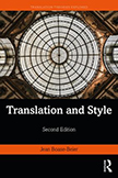 Translation and Style: 2nd Edition (Paperback) book cover