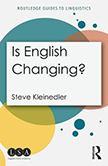 Is English Changing? (Paperback) book cover