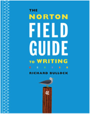 norton field guide writing
